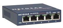 Image de Netgear commutateur réseau Non-géré L2 Fast Ethernet (1 ... (FS105-300PES)