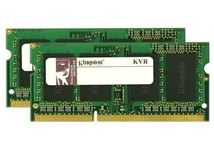 Image de Kingston Technology ValueRAM 2Go DDR3 1333MHz module de ... (KVR13S9S6/2)