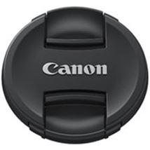 Image de Canon E-77 II Noir capuchon d'objectifs (6318B001)