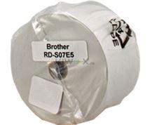 Image de Brother RD-S07E5 RD ruban d'étiquette (RDS07E5)