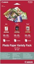Image de Canon Photo Paper Variety Pack papier photos (0775B078)