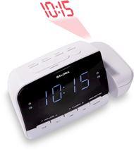 Image de Salora réveille-matin Digital alarm clock Noir, Blanc (CR618P)