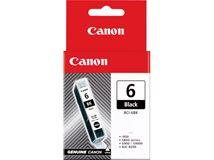 Image de Canon BCI-6 BK Original Noir 1 pièce(s) (4705A002)