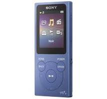 Image de Sony Walkman NW-E394 Lecteur MP3 Bleu 8 Go (NWE394L)