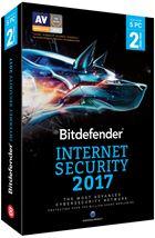Image de Bitdefender Internet Security 2017 (2 Jaar / 5 Users) (B-BBDIS-7X2P005)