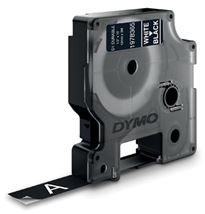 Image de DYMO Blanc sur noir D1 ruban d'étiquette (1978365)