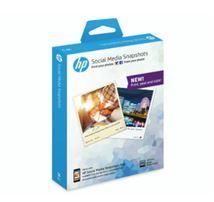 Image de HP papier photos Blanc Semi brillant (W2G60A)