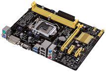 Image de ASUS H81M-K LGA 1150 (Emplacement H3) Intel® H81 Micr ... (90MB0HI0-M0EAY0)