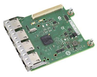 Image sur DELL Broadcom 5720 QP Ethernet 1000 Mbit/s Interne (542-BBCI)