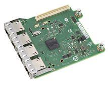 Image de DELL Broadcom 5720 QP Interne Ethernet 1000Mbit/s carte et a ... (542-BBCI)