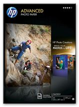 Image de HP papier photos Gloss A4 (Q8698A)