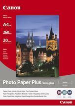 Image de Canon SG-201 papier photos Satin A4 (1686B021)