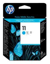 Image de HP 11 tête d'impression cyan (C4811A)