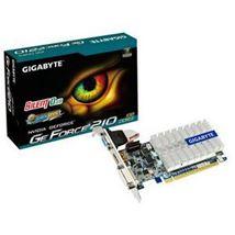 Image de Gigabyte GV-N210SL-1GI GeForce 210 1GB GDDR3 (GVN210LGI-00-G11)