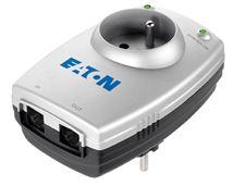 Image de Eaton Protection Box 1 Tel FR USE 1AC outlet(s) 220-250V Argent ... (66707)