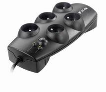 Image de Eaton Protection Box 5 FR-B 5AC outlet(s) 220-250V Noir protect ... (66932)