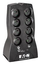 Image de Eaton Protection Station 800 FR 800VA 8AC outlet(s) Mini Tour N ... (61081)