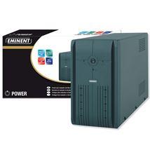 Image de Eminent UPS 600VA 600VA Noir alimentation d'énergie non interr ... (EM3980)