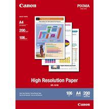 Image de Canon Papier haute résolution A4 - 200 feuilles (1033A001)