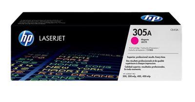 Image sur HP 305A Original Magenta 1 pièce(s) (CE413A)