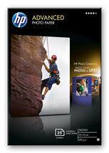 Image de HP Papier photo Advanced brillant sans bordure - 25 feuilles/1 ... (Q8691A)