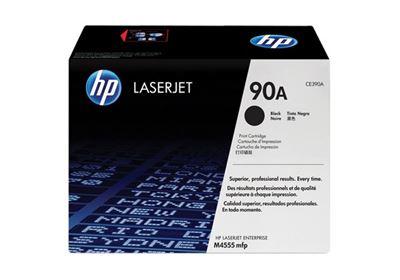 Image sur HP 90A Original Noir 1 pièce(s) (CE390A)
