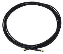 Image de Netgear 5m SMA SMA Noir câble coaxial (ACC-10314-03)