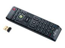 Image de Fujitsu RC900 RF sans fil Boutons poussoirs Noir tél ... (S26381-K456-L100)