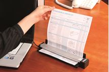 Image de Fujitsu ScanSnap S1100i CDF + Sheet-fed scanner 600 x 60 ... (PA03610-B101)