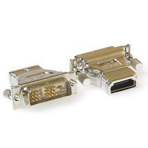 Image de Ewent adaptateur et connecteur de câbles DVI-D HDMI Argent (EW9852)