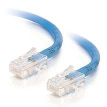 Image de C2G Câble de raccordement réseau Cat5e sans gaine non blindé (U ... (83020)