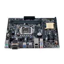 Image de ASUS H110M-K LGA 1151 (Emplacement H4) Intel® H110 Mi ... (90MB0PH0-M0EAY0)