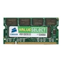 Image de Corsair 1GB DDR2 SDRAM SO-DIMMs (VS1GSDS533D2)