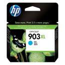 Image de HP 903XL Cyan Ink Cartridge (T6M03AE#BGX)