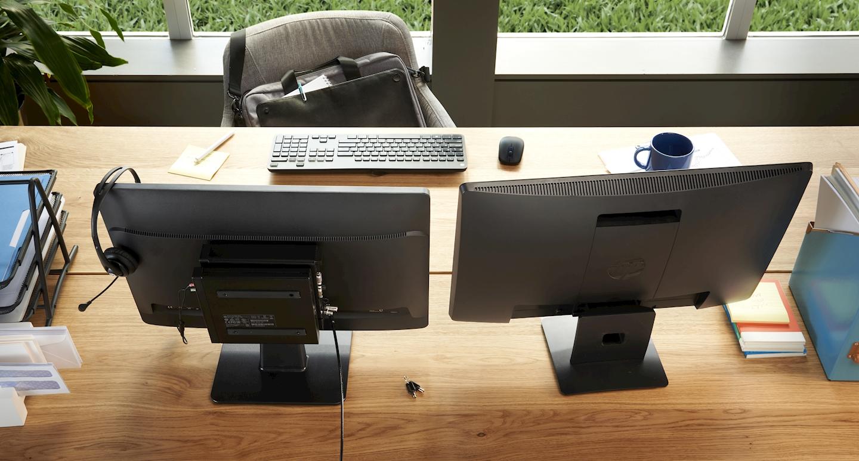 Hp prodesk 400 g2 2.5ghz i5 6500t bureau noir mini pc w4a88ea
