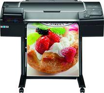 Image de HP Designjet Z2600 24-in PostScript imprimante grand format Co ... (T0B52A)