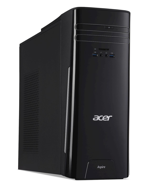 acer aspire tc 780 i6402 be 3ghz i5 7400 tour noir pc dt. Black Bedroom Furniture Sets. Home Design Ideas