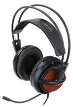 Image de Acer Predator Binaural Bandeau Noir, Rouge Casque audio (NP.HDS1A.001)