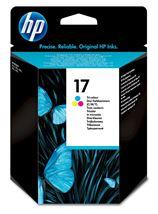 Image de HP 17 cartouche d'encre trois couleurs authentique (C6625A)