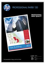 Image de HP Papier brillant laser professionnel 120 gsm - 250 feuilles/ ... (CG969A)