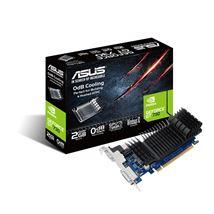 Image de ASUS GT730-SL-2GD5-BRK GeForce GT 730 2 Go GDDR5 (90YV06N2-M0NA00)
