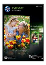 Image de HP Papier photo brillant Everyday - 25 feuilles/A4/210 x 297 m ... (Q5451A)