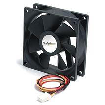 Image de StarTech.com Ventilateur PC Silencieux à Double Roulement ... (FAN9X25TX3L)