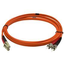 Image de StarTech.com Câble Réseau - Jarretière Fibre Optique Duple ... (50FIBLCST2)