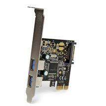 Image de StarTech.com Carte Contrôleur PCI Express (PCI-E) vers Hub ... (PEXUSB3S23)