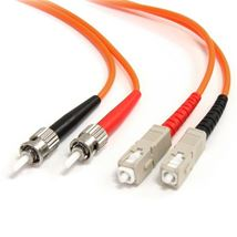 Image de StarTech.com Câble / Jarretière fibre optique duplex multimo ... (FIBSTSC2)