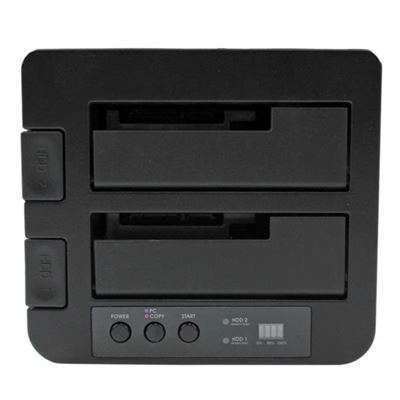 Image sur StarTech.com Duplicateur / Station d'accueil eSATA / USB ... (SDOCK2U33RE)