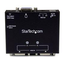 Image de StarTech.com Switch Vidéo VGA 2 Ports avec Commutation Autom ... (ST122VGA)