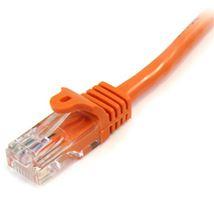 Image de StarTech.com Câble réseau Cat5e UTP sans crochet de 1 m - C ... (45PAT1MOR)