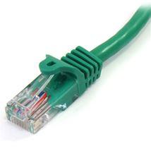 Image de StarTech.com Câble réseau Cat5e UTP sans crochet de 1m - Co ... (45PAT1MGN)